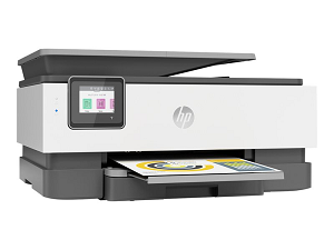 Impressora HP OfficeJet Pro 8022 Wi-Fi (Multifunções Fax)