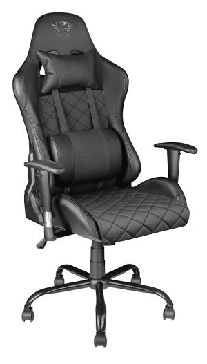 """Cadeira Gaming TRUST GXT 707R Resto """"Black/Black"""""""