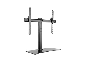 """EQUIP TV Tabletop Stand 32"""">55"""" Max.40Kg """"Black"""""""