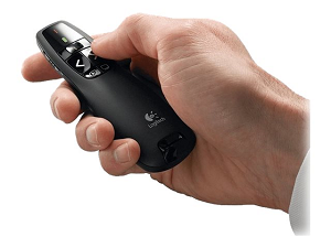 LOGITECH R400 Laser Wireless Presenter