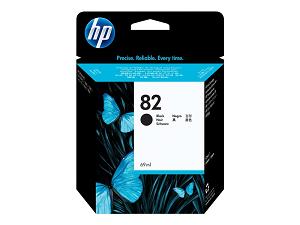 """Tinteiro HP nº 82 CH565A """"Black"""""""