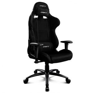 "DRIFT Cadeira Gaming DR100 ""Black"""
