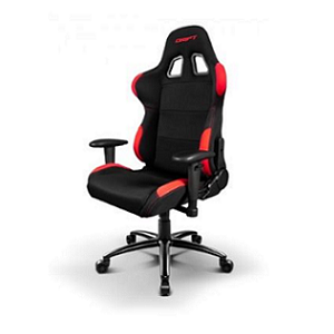 "DRIFT Cadeira Gaming DR100 ""Black/Red"""