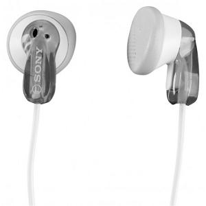 """Headphone SONY MDR-E9LP In-Ear """"Silver"""""""