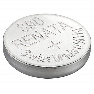 Pilha Oxido de Prata 1.55V V390~SR1130SW