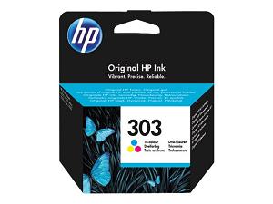 """Tinteiro HP nº 303 T6N01AE (165pág@5%) """"Color"""""""