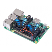 RASPBERRY Pi Ultimate Cooling Dual Fan