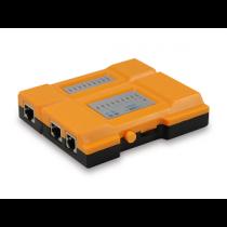 EQUIP Cable Tester RJ45~RJ12~RJ11