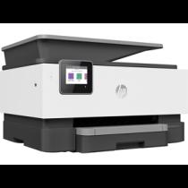 Impressora HP OfficeJet Pro 9010 Wi-Fi (Multifunções Fax)