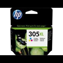 """Tinteiro HP nº 305XL 3YM63AE (200pág@5%) """"Color"""""""