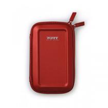 """PORT COLORADO Shock Hard Disk Case 2.5"""" """"Red"""""""