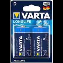 Pilhas VARTA Alcalinas D 1,5V-LR20 (2 unidades)