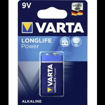 Pilhas VARTA Alcalinas 9V-6LR61 (1 unidade)