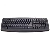 "Teclado GENIUS KB-110X Value Desktop USB ""Black"""