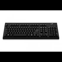 "Teclado GENIUS KB-125 Value Desktop USB ""Black"""