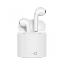 "TWS EP-17 Wearable Bluetooth Earphone ""White"""