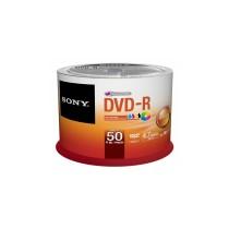 DVD Gravavel SONY -R Printable 16x 4.7Gb 120Min Spindle50