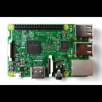 RASPBERRY Pi 3 Model B QC 1.2GHz,1Gb,4xUSB2.0,RJ45,HDMI