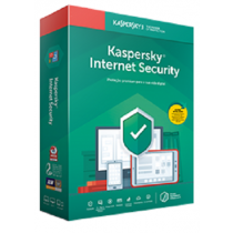 KASPERSKY Internet Security Multi-Device (1 ano - 4 Dispos.)