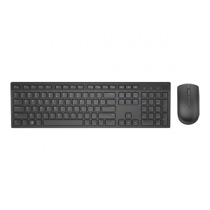 "Kit DELL KM636 Wireless (Teclado + Rato) ""Black"""