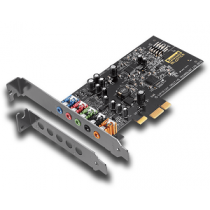 Placa Som CREATIVE AUDIGY FX 5.1 PCI-E