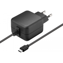 Transformador GOOBAY Micro USB 5V 2.5A