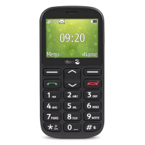 "DORO 1361 Senior Phone Dual SIM ""Black"""