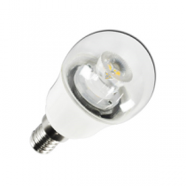 Lâmpada LED E27 4W 250lm 3000K