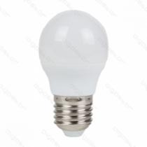 Lâmpada LED E27 7W 490lm 6400K
