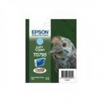 "Tinteriro EPSON Stylus Photo PX650.660.700 T0795 ""Light Cyan"