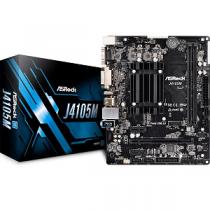 Motherboard ASROCK J4105M Intel QC 2.5GHz,2xDDR4/2400