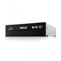 "Blu-Ray Writer ASUS BW-16D1HT Ultra-fast 16X ""Black"""