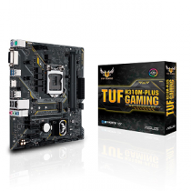 Motherboard ASUS TUF H310M-PLUS GAMING Skt1151 2xDDR4/2666