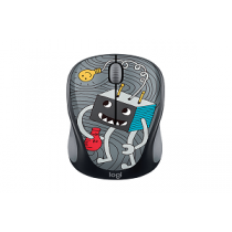 "Rato LOGITECH M238 Wireless Nano-Reciver ""Lightbulb"""