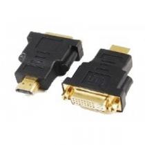 """Adaptador GEMBIRD (HDMI A-Male«»DVI-D Female) """"A-HDMI-DVI-3"""""""