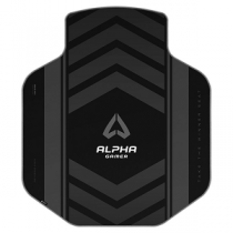 "Tapete Gaming ALPHA GAMER Decan Extended ""Black"""