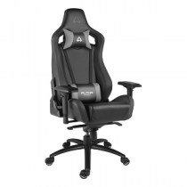 "Cadeira Gaming ALPHA GAMER Polaris Racing ""Black"""