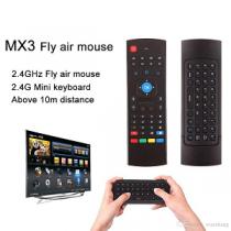 AirMouse Wireless 2.4GHz Multifunções, G-Sensor e Teclado