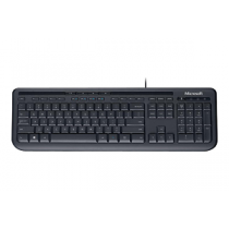 "Teclado MICROSOFT Wired 600 USB ""Black"""