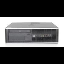 HP Compaq 8000 Pro SFF C2D E8400 3.0GHz,4Gb DDR3,250Gb,W7P