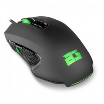 "Rato BG HUNTER Optical Gaming 3200dpi RGB ""Black"""