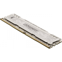DIMM 16Gb DDR4 PC-2666 CL16 CRUCIAL Ballistix Sport LT White