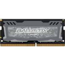 Memoria SODIMM CRUCIAL Ballistix Sport LT 4Gb 2400MHz DDR4