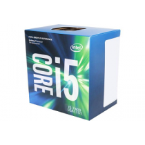 CPU INTEL Core i5-7400 3.5GHz Max. Skt1151 6Mb Cache 65W