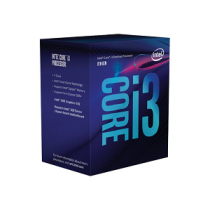 CPU INTEL Core i3-8100 3.6GHz Skt1151 6Mb Cache 65W