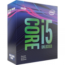 CPU INTEL Core i5-9600KF 4.60GHz Max. Skt1151 9Mb Cache 95W