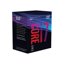 CPU INTEL Core i7-8700 4.6GHz Max. Skt1151 12Mb Cache 65W
