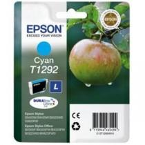 """Tinteiro EPSON Stylus SX420W.525WD.620FW BX305F T1292 """"Cyan"""""""