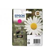"Tinteiro EPSON nº 18 XP-30.102.202.302.402 T1803 ""Magenta""  Tinteiro Magenta para as Impressoras Epson"