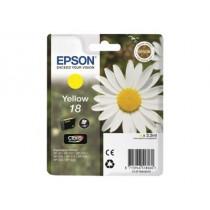 """Tinteiro EPSON nº 18 XP-30.102.202.302.402 T1804 """"Yellow"""""""